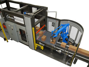 Automatic Palletizer Systems – Columbia Machine, Inc.