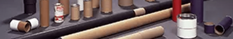 Cardboard Tube Manufacturers banner