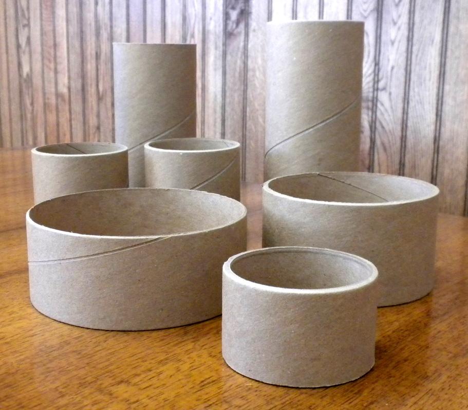 Cardboard Cores