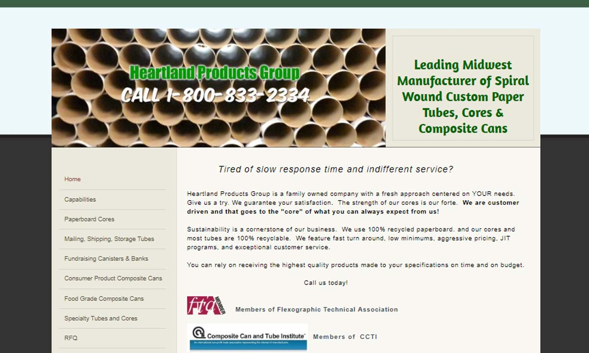 Cardboard Tube Manufacturers and Suppliers