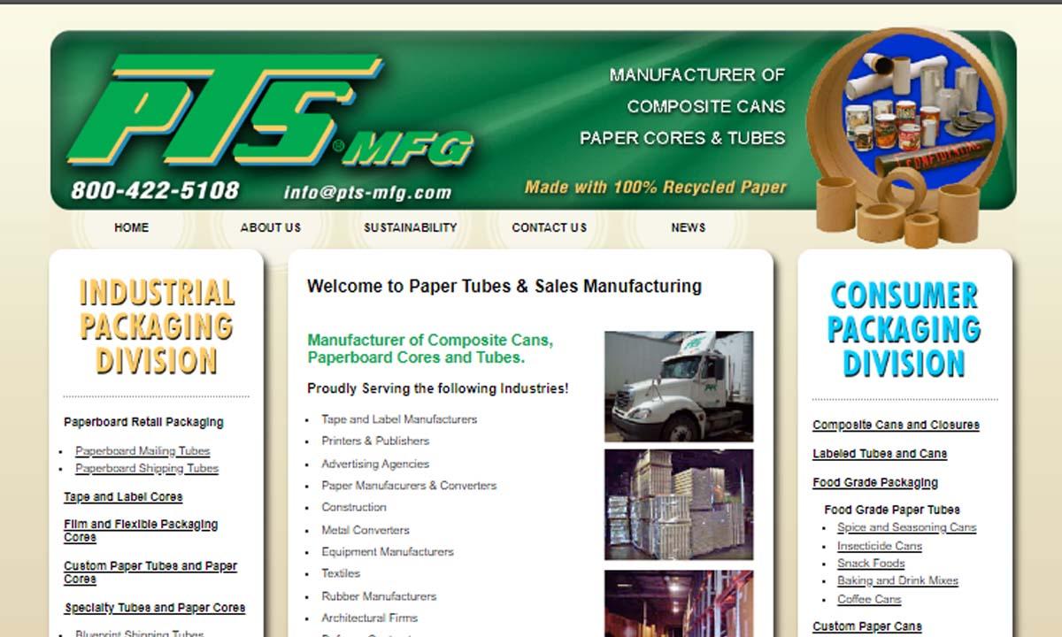 Paper Tubes & Sales