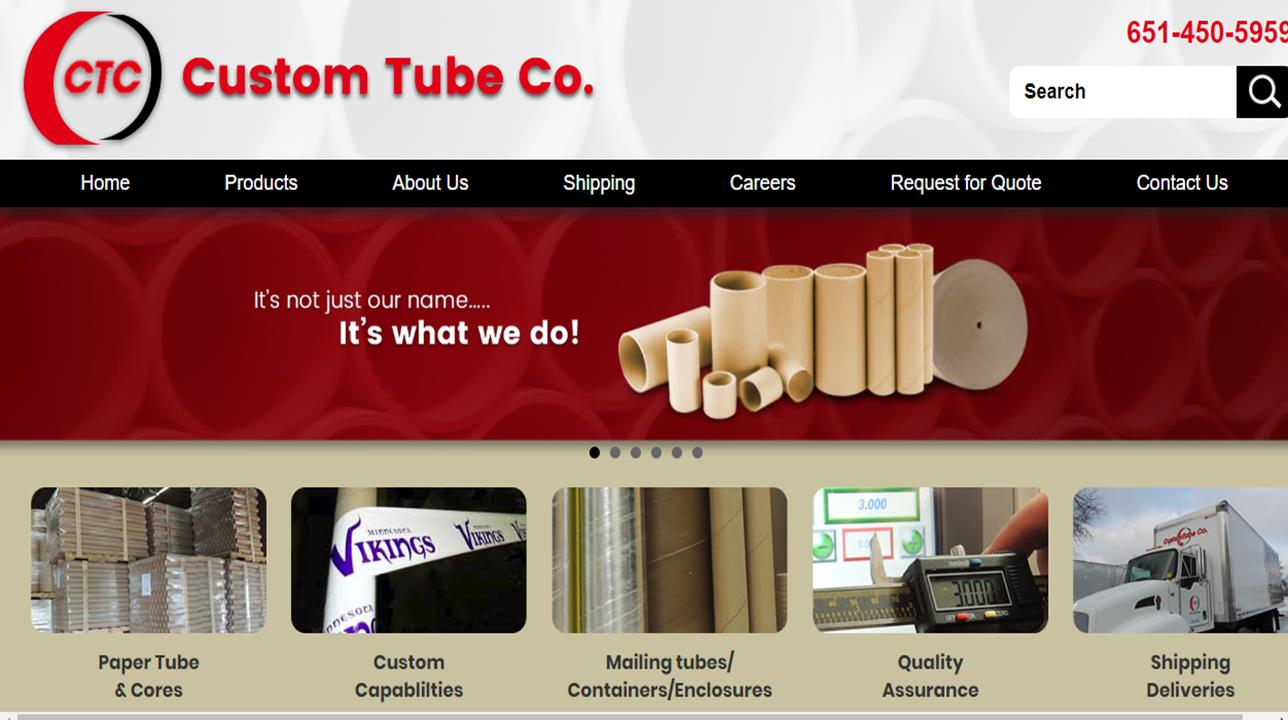 Custom Tube Co.