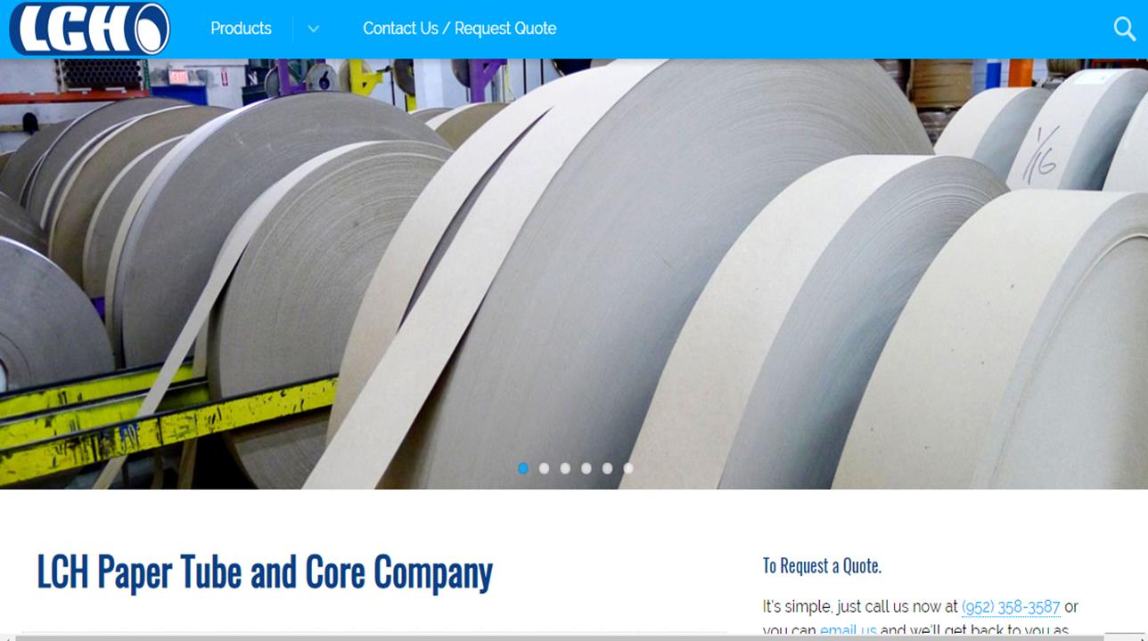 LCH Paper Tube & Core Co.