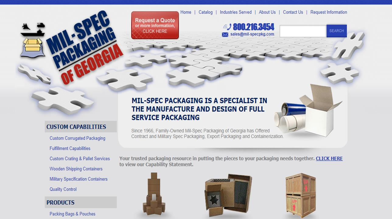 Mil-Spec Packaging of GA, Inc.